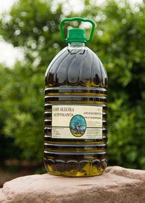 Aceite oliva virgen extra 5 litros