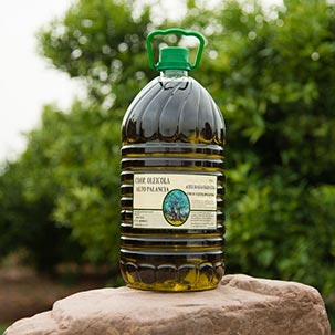 Aceite oliva virgen extra - 2 garrafas de 5 litros