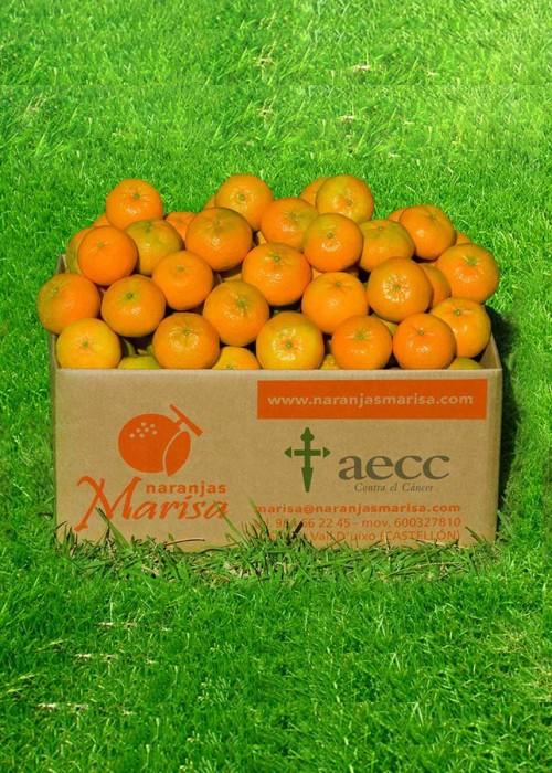 caja mandarinas de10kg
