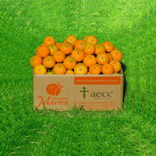 Caja de mandarinas 5 kg.
