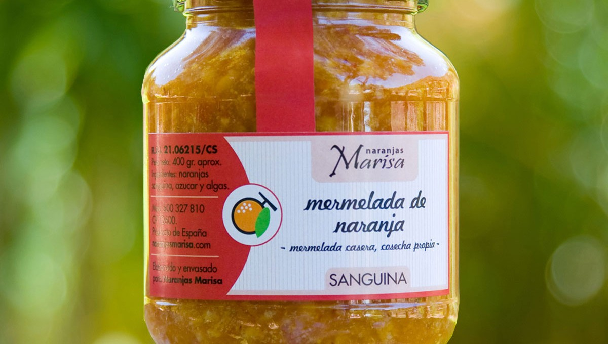 Mermelada sanguina