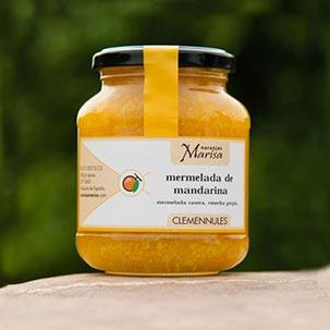Mermelada mandarina