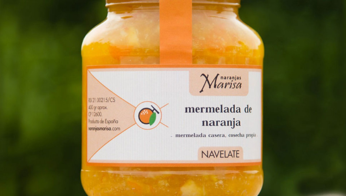 Mermelada navelate