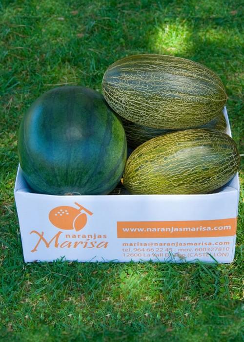 melones sandias naranjas marisa