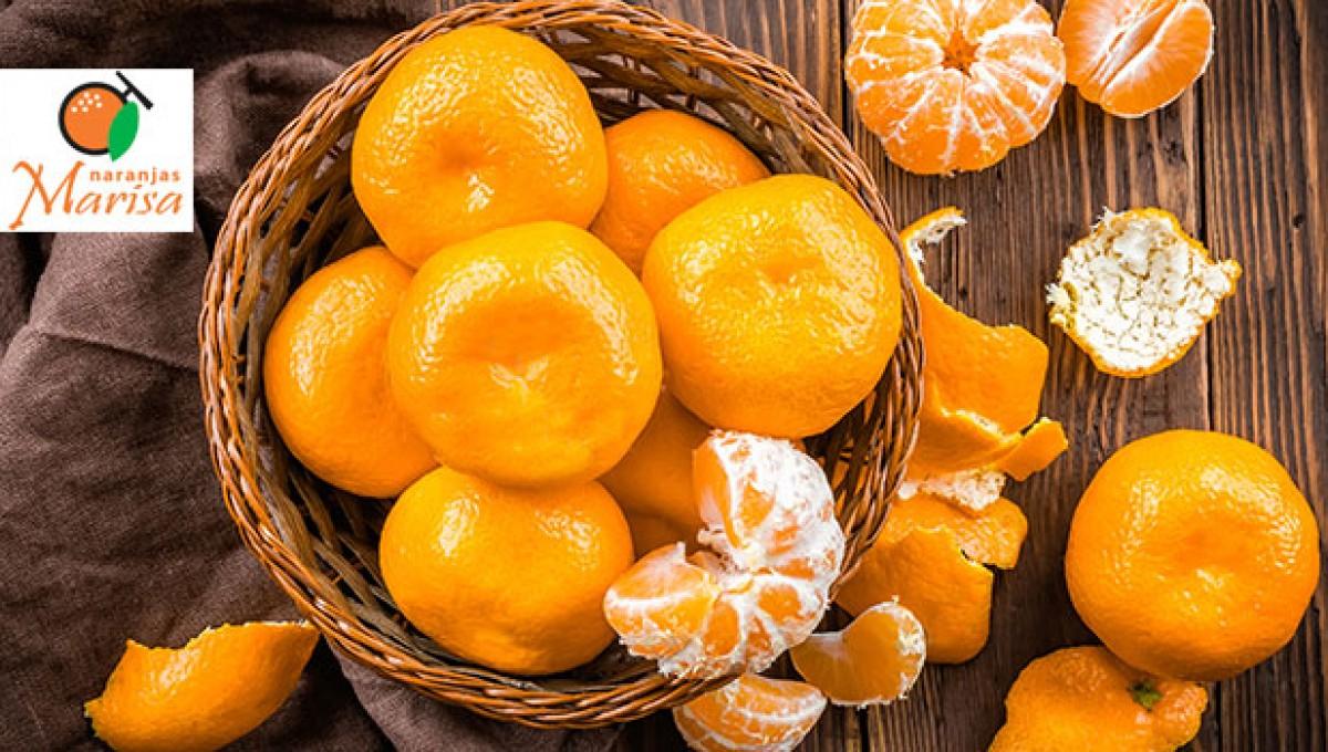 ¿Mandarina o Clementina?