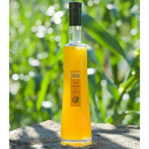 Licor de mandarina - Agotado