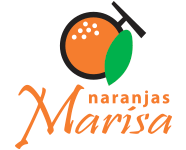 Logotipo naranjas marisa