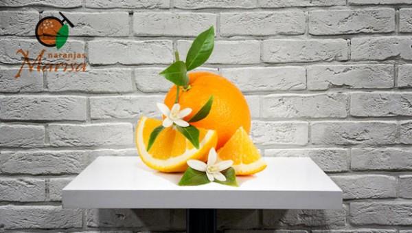 Historia de nuestra naranja