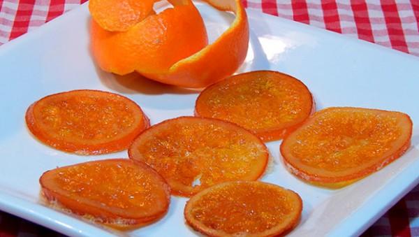 Cómo hacer naranjas y mandarinas confitadas