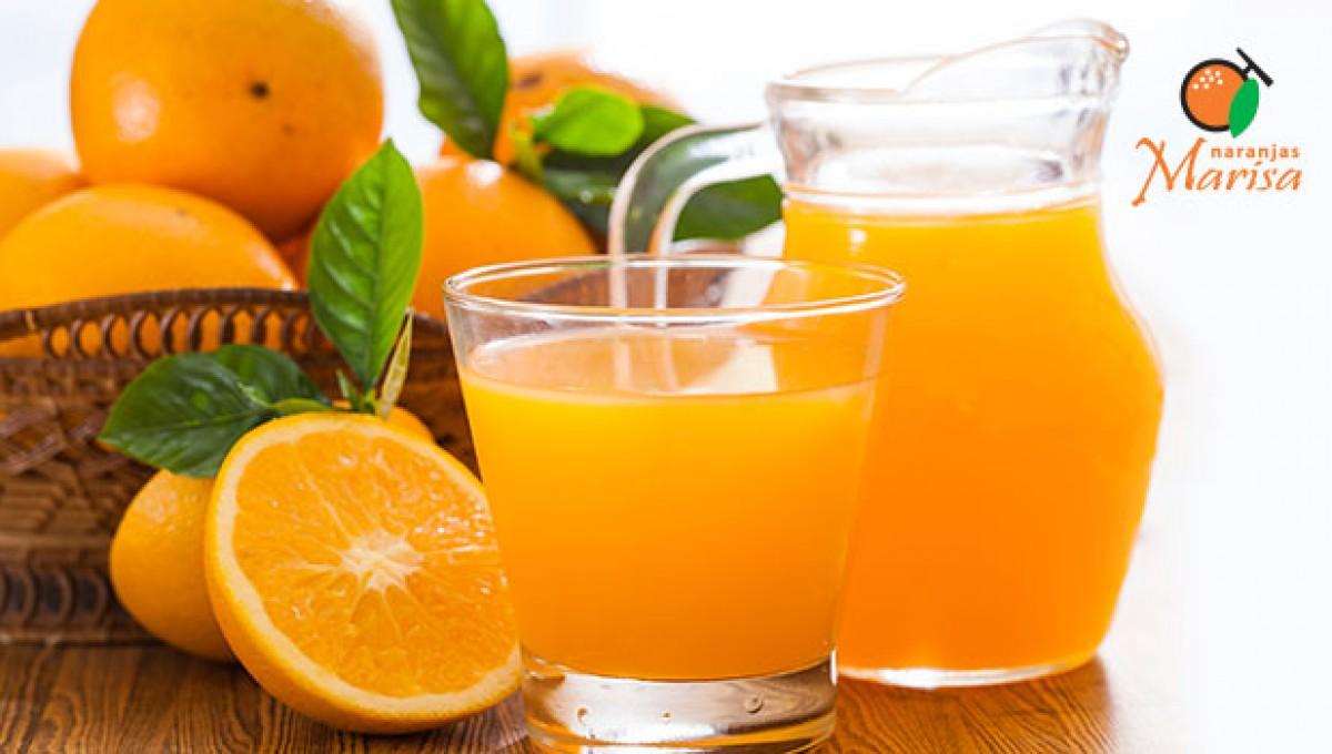 Como reacciona tu cuerpo cuando toma zumo de naranja