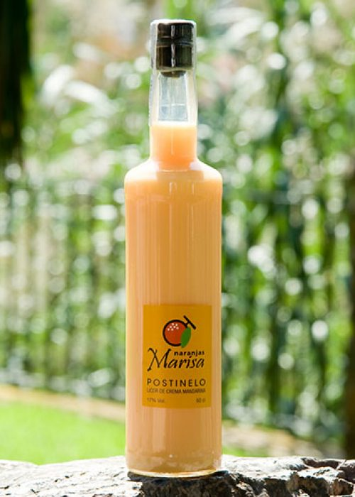 Crema de mandarina