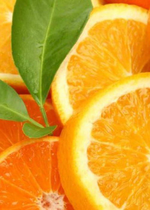 Caja de Naranjas de mesa 5kg