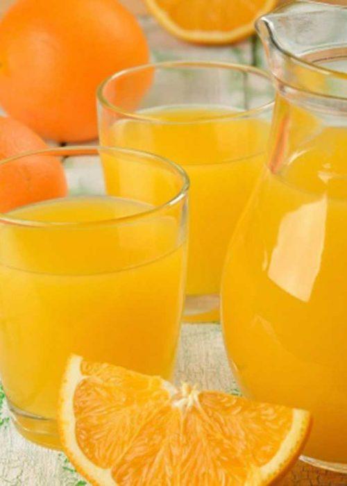 Caja de naranjas de zumo 10kg