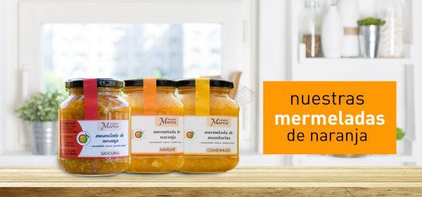 Descubre nuestros productos realizados con las mejores naranjas
