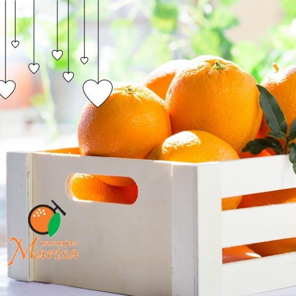 Este San Valentín, regala Naranjas Marisa